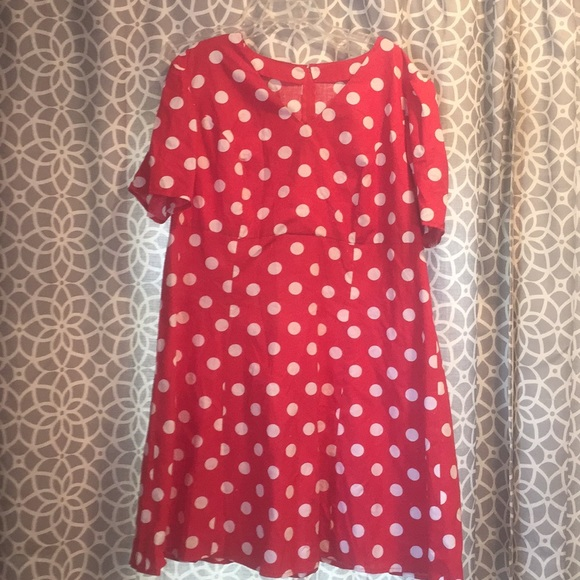 Other | Minnie Mouse Plus Size Costume | Poshmark